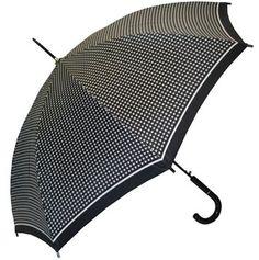 Fulton Riva Houndstooth Umbrella