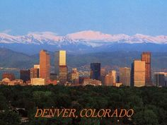 The mile high city, Denver Colorado, has so much to see and do but with this list of the top 10 can't miss destinations you will be able to enjoy the city and its breathtaking surroundings. Oh The Places You'll Go, Great Places, Places To Travel, Places Ive Been, Beautiful Places, Places To Visit, Visit Denver, Rocky Mountains, In This World
