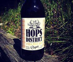 Labeldesign för Hops IPA, microbrew. På uppdrag av Stockwine Group Kontakta mig för fler referenser och jobb!