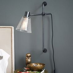 Factory Wall Sconce - $160