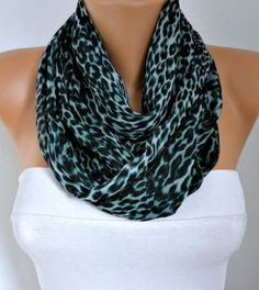 Tons of scarfs!!!  Love!