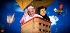František: Maltézský řád musí být zničen! Provinění? Chtěl zůstat křesťanský. Papež v čele praporu zkázy. Začíná schizma. Na obzoru občanská válka v Církvi? Dějiny nepamatují: Vatikán přímo proti víře | PROTIPROUD