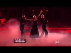 Kellie Pickler & Derek Hough & Tristan MacManus - Paso Doble - Dancing With