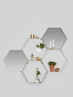 Hexagonhylla, Grå, Betonggruvan