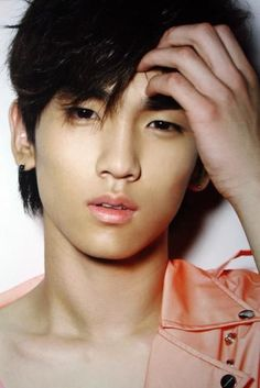 Key's cupid's bow lips are unmistakable; I've been shot full with so many love arrows I'ma need him to kiss me better.