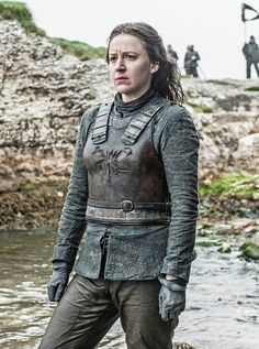 She's got my vote any day. The only rightful heir to the Salt Throne!!!