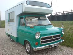 Classic 1977 Ford Mark 1 Transit Campervan