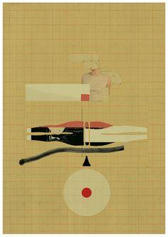 Abstract composition 68  http://www.etsy.com/shop/jesusperea