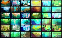 Color script 1 by Exphrasis.deviantart.com on @deviantART