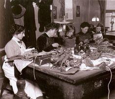 1910 seamstresses