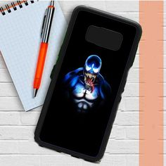 Venom Marvel Villain Samsung Galaxy S8 Plus Case Casefreed