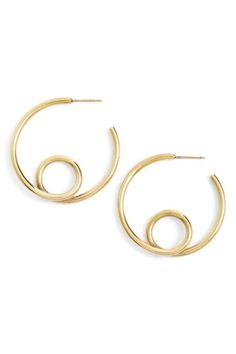 Image of SOKO Loop Hoop Earrings