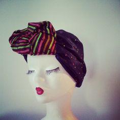 #Turban by Sine Modus #hat #accessories