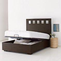 Pivot Storage Bed Frame | west elm