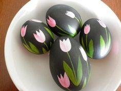 Cute Easter Painted Rocks 40 Ideas 14