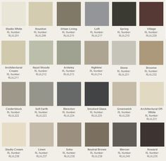 Needs one or two accent colors (probably reds). Paint Colors For Home, House Colors, Red Walls, New House Plans, Accent Colors, House Painting, Equestrian, Taupe, New Homes
