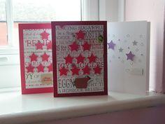 Very simple christmas cards