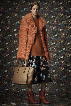 Valentino Pre-Fall 2014 Collection Slideshow on Style.com