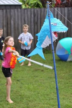 Surf party game ideas