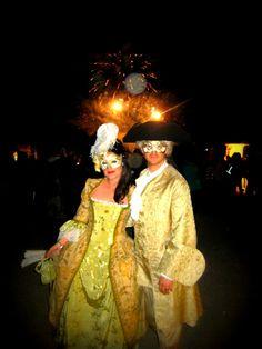 Carnaval 2011  Versailles Masked ball