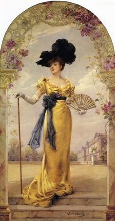 1902 - Madam Duvelleroy, by Louise Abbema