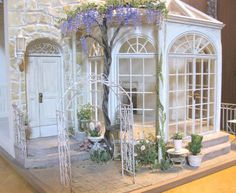 I want a conservatory that looks like this