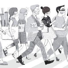 """Where are you heading to?"" #wip #exhibition #faithforward #doodleoftheday"