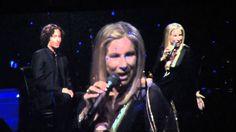 Barbra Streisand & Jason Gould - How Deep Is The Ocean - Philadelphia 10… Her son!
