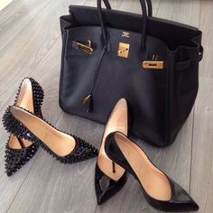 Louboutins and Hermes