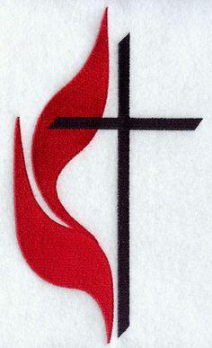 United Methodist Cross