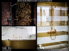 SICIS For Prince De Galles, Paris