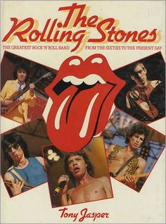 For Sale - Rolling Stones The Rolling Stones UK book 1850510113 - See this and 250,000 other rare & vintage vinyl records, singles, LPs & CDs at http://eil.com