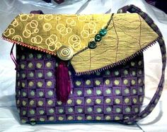 The January Challenge - A bag a day! number 3.  www.helensdaughtersstudio.blogspot.com