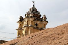 Rock Fortress, Tiruchirappal, India
