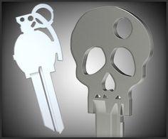 Stat Key Designer Key Blanks