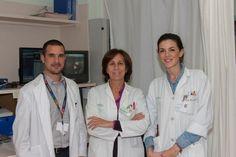 Equipo de oncólogos distinguidos por la Sociedad Española de Cancerología