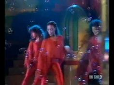 Sister Sledge - We are Family  this song ALWAYS reminds me of my sisters- how we used to sing with our hairbrushes and curling irons- and we all had our own parts! good memories