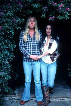 Gregg & Cher