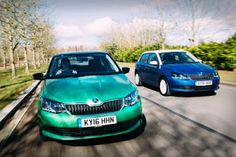 Derek Slack Motors: Fabia Colour Editions come to Teesside