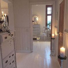 Shabby and Charme: Stile shabby chic per una bella casa svedese