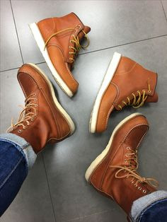 Red Wing 877 Red Wing 875