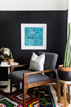 Styling a sitting nook