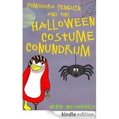 amazoncom pomodoro penguin and the halloween costume conundrum pomodoro penguin holiday