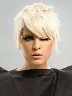 Here are some popular and trendy styles of blonde haircuts, must watch them these hairstyles may be helpful for you to carry new and trendy look. Short Blonde Haircuts, Popular Short Haircuts, Popular Short Hairstyles, 2015 Hairstyles, Cute Hairstyles For Short Hair, Short Hair Cuts For Women, Pixie Hairstyles, Trendy Haircuts, Hairdos