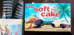 Soft Cake Mango