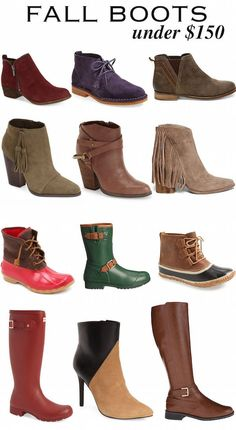 2a7d8767562e the best fall boots for under  150 M Loves M  marmar. Simplemost