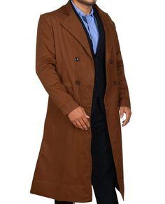 10th Doctor TV David Tennant Coat