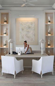 Райский отель Le Toiny на Карибах | Пуфик - блог о дизайне интерьера