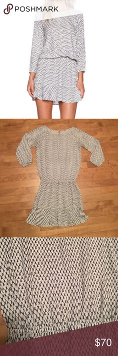 ✨ LAST CHANCE ✨ Soft Joie Arryn B dress Back tag was removed but it fits like an xs.  No damage - EUC worn once for summer wedding reception party.  Offers welcome!! Soft Joie Dresses Mini