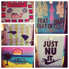 Cooler for sigma nu- Frat hard, frat oftEN
